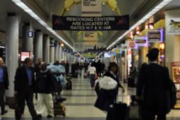Airport Security Camera
