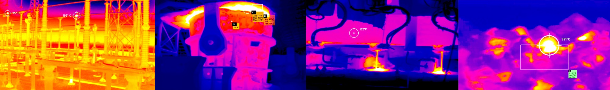 Thermal Camera Footage
