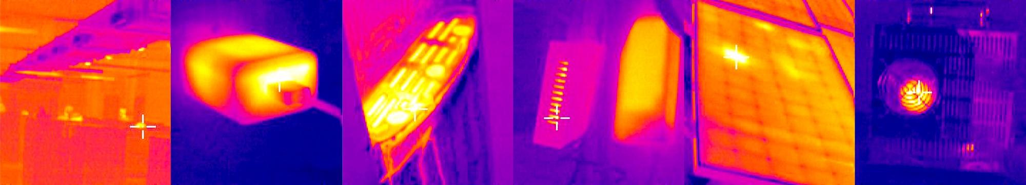 Heat Sensing Camera