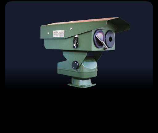 High Resolution Solar Panel Monitoring Camera